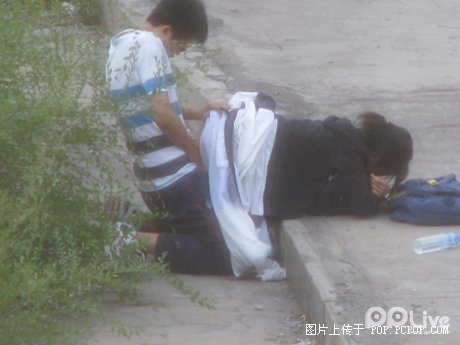 chinese public sex student